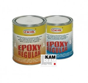 General EPOXY REGULAR -klej  gęsty  250 ml